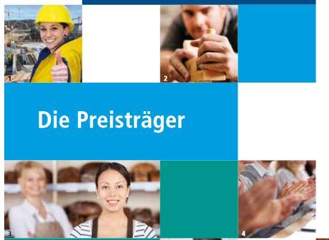 Innovationspreis Weiterbildung 2015 der IHK Stuttgart